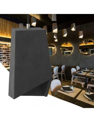 Lámpara colgante cemento de diseño italiano PRIMMA