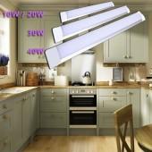 REGLETA LED SLIM 20W 60cm Aluminio PC hogar