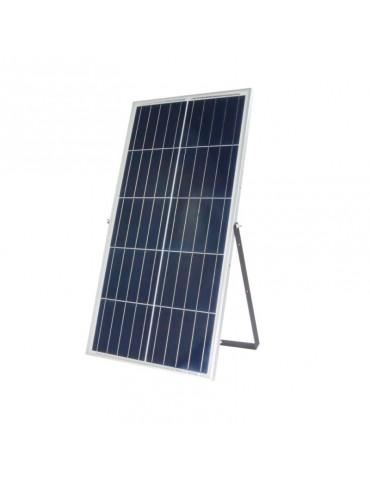 Foco Proyector Solar LED 150W Mando Placa Solar