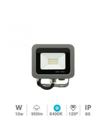 Foco Proyector LED PRO 10W SMD 120°