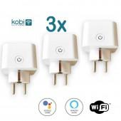 Pack ahorro Enchufe SMART HOME controlable por WiFi