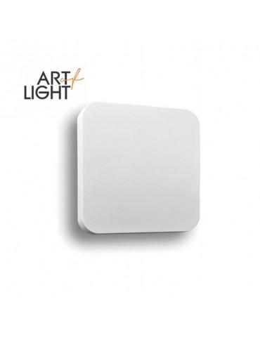 Aplique LED Pared Yeso 13W WENGE vistas
