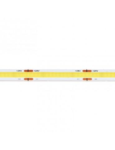 Tira Led COB 24VDC Luz Blanca 10W/m IP20 detalle