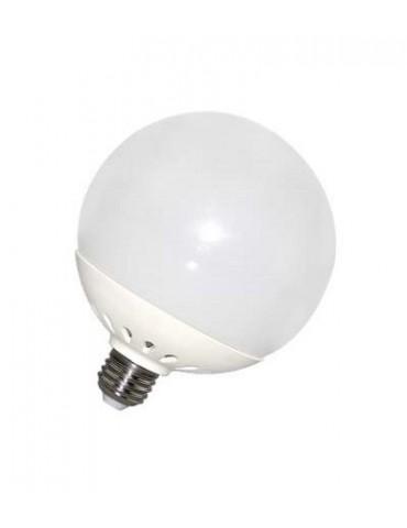 LED GLOBO G120 18W HTPC+Aluminio E27 230V foto