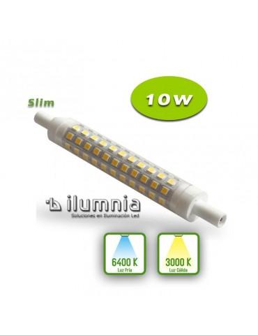 Lineal R7S Multiled 10W 118 mm Ceramic tonos de luz