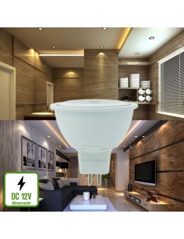 LED dicroica MR16 Multiled 6W 12V HTPC Aluminio