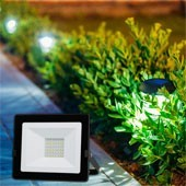 iluminación LED EXTERIOR