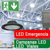 INDUSTRIAL CAMPANAS LED