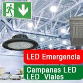 INDUSTRIAL EMERGENCIA LED