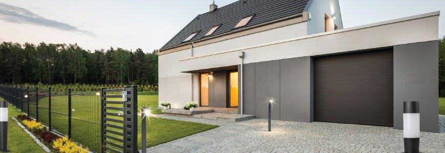 Te mostramos cómo iluminar tu jardín ó terraza
