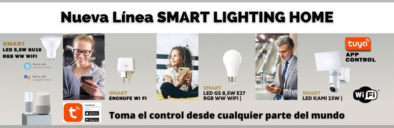 Línea Smart Home