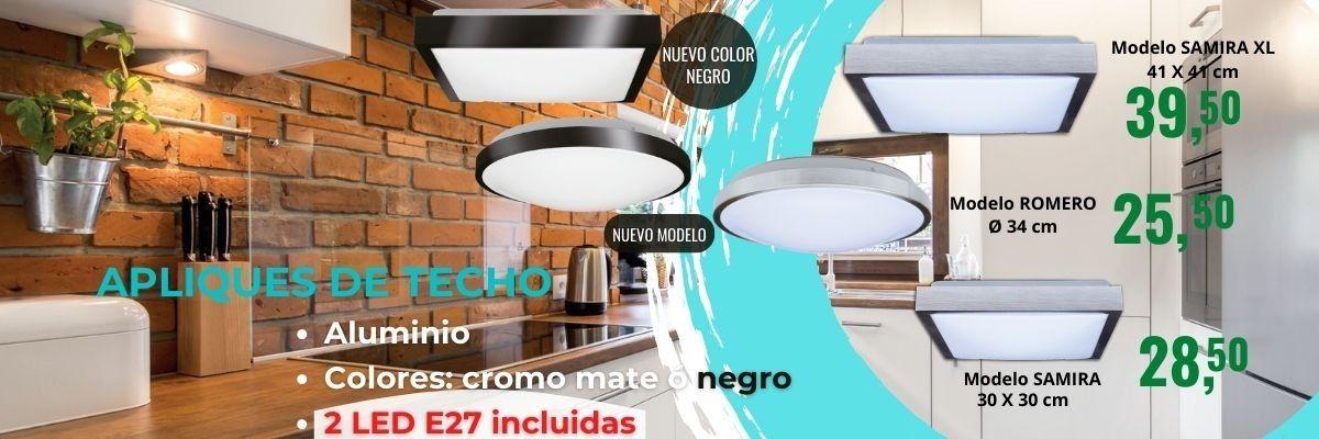 Apliques de techo diseño italiano