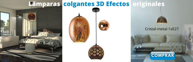 Lámparas 3D